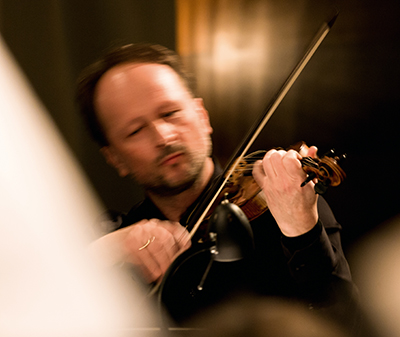 Peter Spissky, violin & Artistic direction